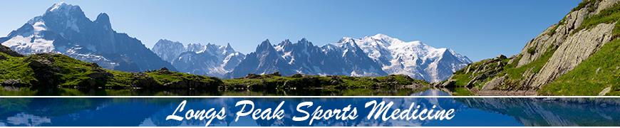 Longs Peak Sports Medicine